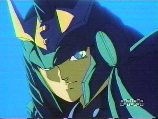 My favorite image of Seiji in his Korin Armor.  ^^